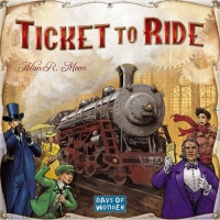 Настольная игра Билет на поезд / Ticket to Ride