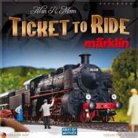 Настольная игра Билет на поезд: Издание Марклин / Ticket to Ride: Marklin Edition