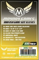 Протекторы Mayday Mini USA Game Sleeves (41*63)