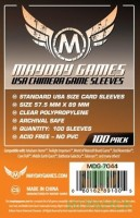 Протекторы Mayday USA Chimera Game Sleeves (57,5*89)