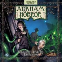 Ужас Аркхэма: расширение Кошмар в Кингспорте / Arkham Horror: Kingsport Horror Expansion