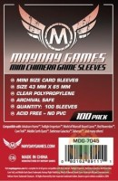 Протекторы Mayday Mini Chimera Game Sleeves (43*65)