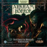 Ужас Аркхэма: расширение Кошмар в Иннсмуте / Arkham Horror: Innsmouth Horror Expansion