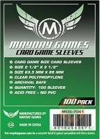 Протекторы Mayday Game Card Sleeves (63.5*88)